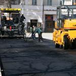 Укладка асфальта: асфальтирование дорог и территорий
