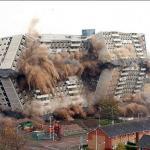 Почему снос здания взрывом стоит доверять только лучшим в своем деле