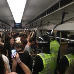Все станции киевского метрополитена начали работать в обычном режиме