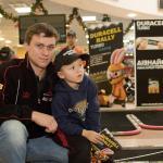 Александр Салюк младший открыл «Duracell Rally Turbo-серия» в Киеве