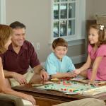 Настольные игры для всей семьи – проводите досуг вместе с детьми