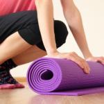 Выбираем правильный коврик для йоги
