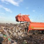 Вывоз мусора в городах и по области