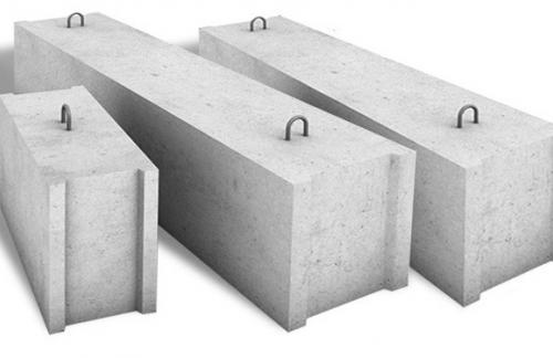 Применение фундаментных блоков ФБС 12-6-3