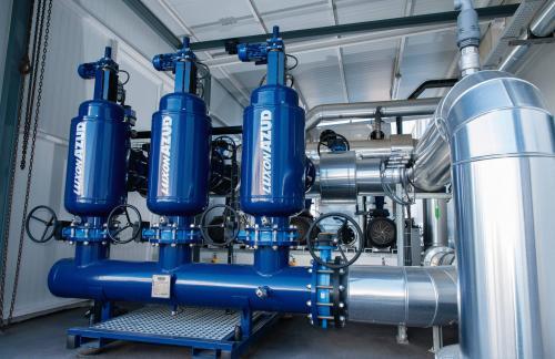 Системы для очистки воды в загородных особняках