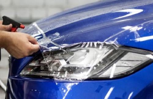 Как защитить лакокрасочное покрытие авто от насекомых?