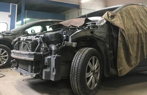 Учимся укреплять кузов своей машины