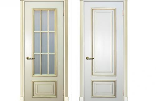 Серия Смальта – одна из самых популярных в линейке межкомнатных дверей Текона