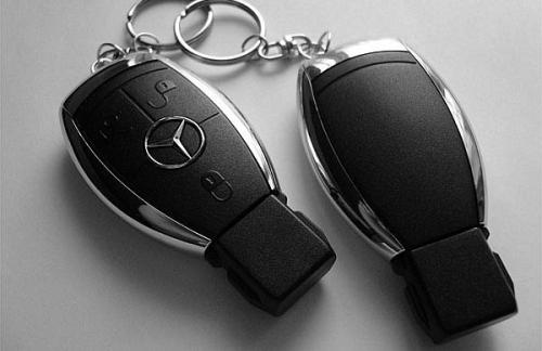 Замки зажигания Mercedes-Benz: неисправности и ремонт