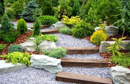 Какой ландшафтный дизайн подойдет для оформления вашего сада?