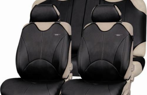 Майки на сиденья стали хитом продаж среди украинских автомобилистов