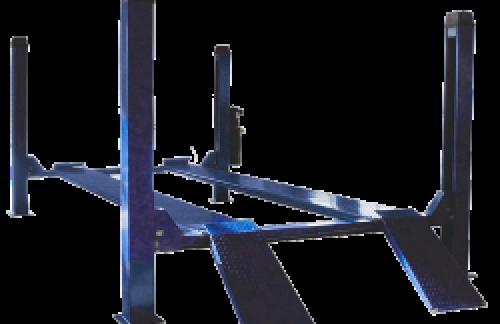 Четырехстоечные подъемки являются одним из самых популярных видов оборудования для СТО