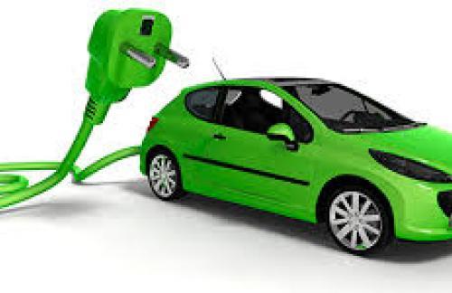 Количество электромобилей в Киеве стремительно увеличивается