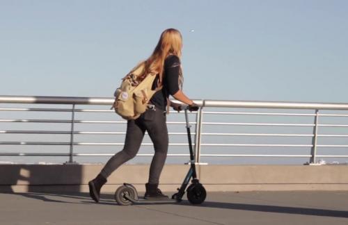 Причина популярности самокатов в качестве средств передвижения по городам