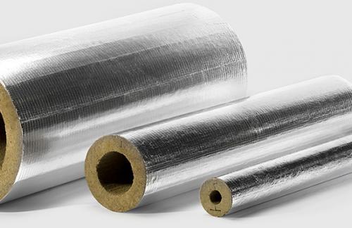 Изоляция труб может быть проведена при помощи материалов нового поколения
