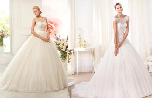 Выбор свадебного наряда для невесты с размерами XS