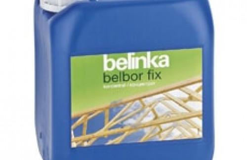 Пропитка для дерева и кровельных конструкций - Belinka Belbor Fix