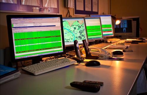 Некоторые особенности и характеристики пультовой охраны