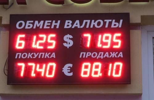 Удобный сервис для быстрого обмена электронных валют