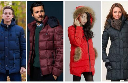 Зимняя куртка: правила выбора