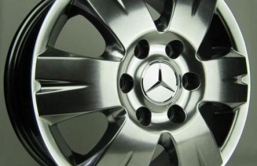 Критерии выбора дисков Replica Mercedes