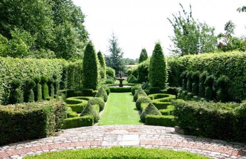 Роль ландшафтного дизайна в вопросе оформления сада
