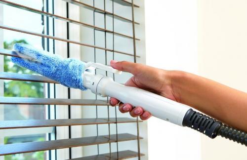 Вызов мастеров Уборка 24 для чистки штор от загрязнений