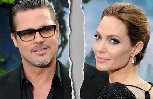 Брэд Питт предложил Анджелине Джоли половину своего состояния за опеку над детьми