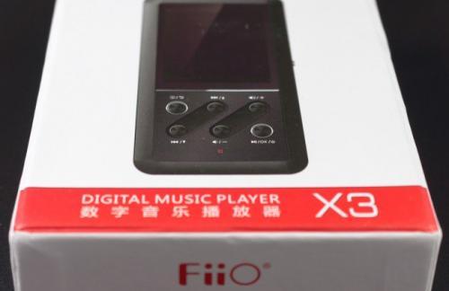 Fiio X3 — портативный доступный HiFi плеер