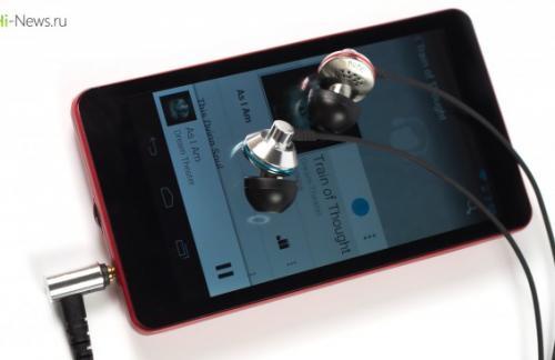 Обзор плеера HUM Pervasion — аудиофильский Android