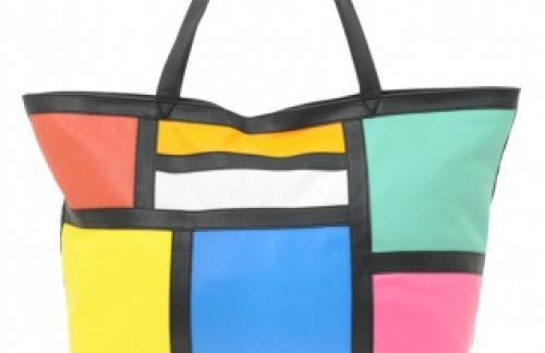 Для чего цветная сумка?