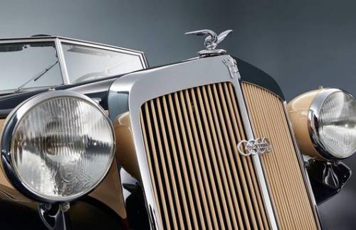 Audi хочет возродить роскошный бренд Horch