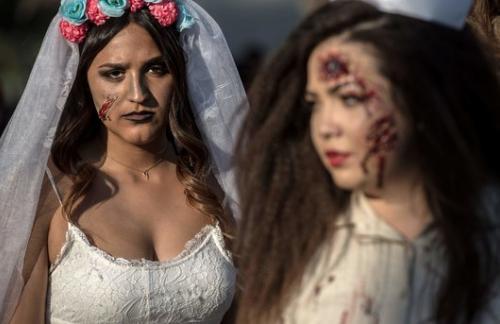 Что надеть на Хэллоуин: идеи костюмов