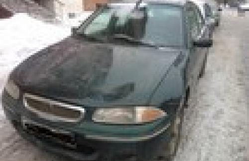 Rover 216 si, 1999 года