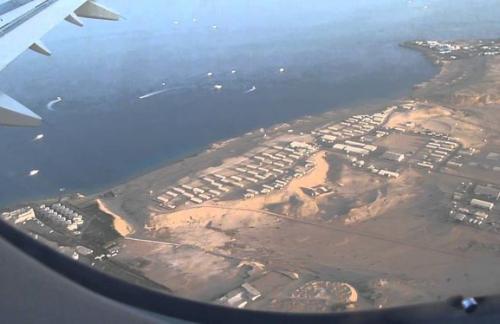 Первый самолет с группой украинских туристов вылетел из Египта