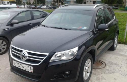 Продам Volkswagen Tiguan 2011