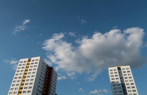 В Украине объемы строительства выросли на четверть