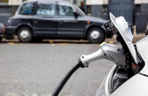 Продажи электромобилей в Украине выросли втрое