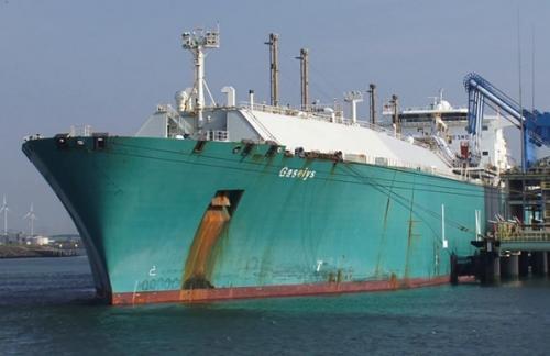 Первый танкер с российским газом прибыл в США
