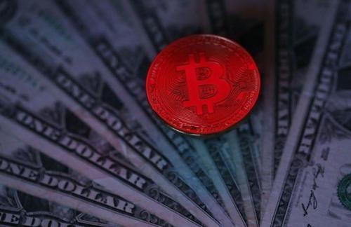 Курс Bitcoin упал ниже психологической отметки