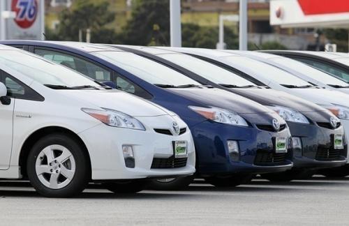 В Украине упали продажи авто