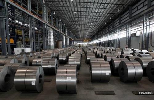 В Украине оценили потери от пошлин США на сталь