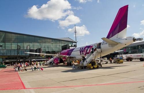 Wizz Air откроет четыре новых рейса из Украины
