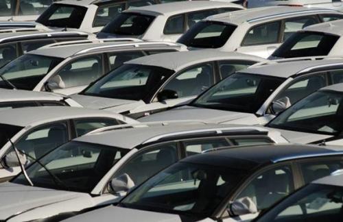 В Украине упали продажи новых легковых авто