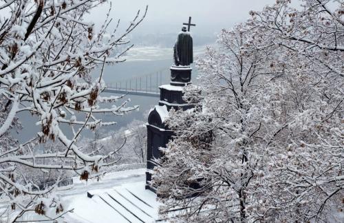 Погода в Украине на понедельник: ожидается снежный день