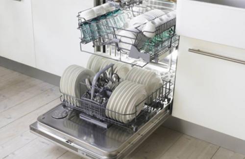 Схема работы и инструкция по эксплуатации посудомоечной машины.
