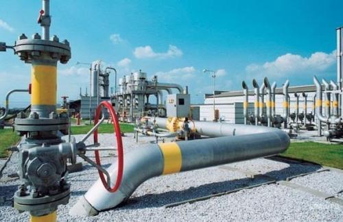 Украина нарастила импорт газа почти на треть
