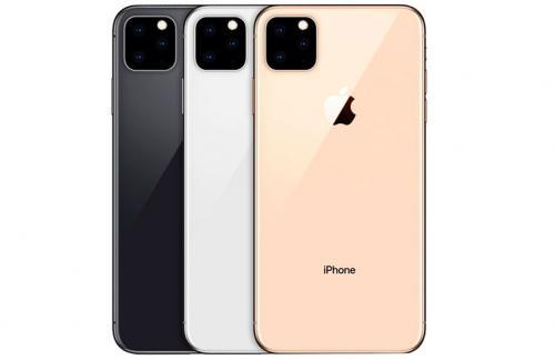 Apple показала новый дизайн корпуса iPhone 11