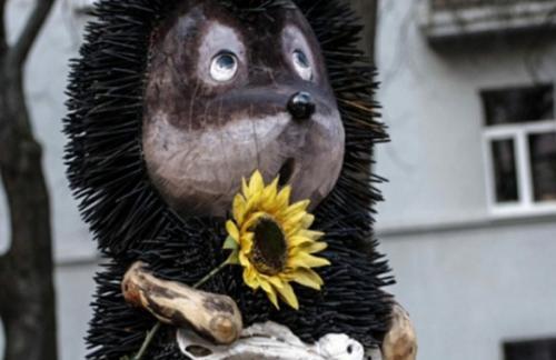 В Киеве демонтировали скульптуру