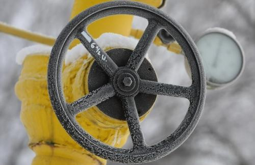 Транзит газа через Украину упал на треть за месяц